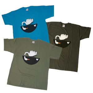 T-shirts - Swan