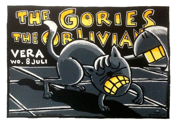 the gories – the oblivians