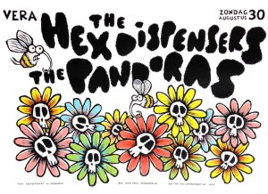 The Pandoras & The Hex Dispensers
