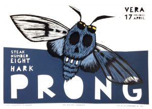 prong gigposter 2015