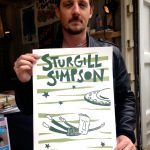 sturgill gigposter