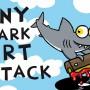 TINY SHARK ART ATTACK