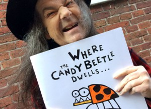 Where the Candybeetle dwells… ART/MUSIC-project Willem Kolvoort
