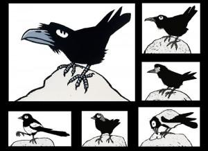 Heksenvogels / Witches Birds