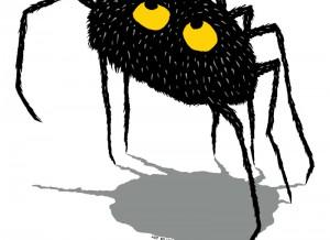 NIEUW! Spider T-shirts